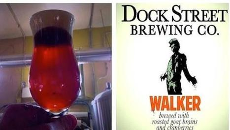 Someone's Making A Zombie Beer Using Actual Brains | Strange days indeed... | Scoop.it