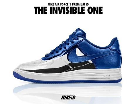 Nike Air Force ID Invisible : 10 modèles ! | Basket ball | Scoop.it