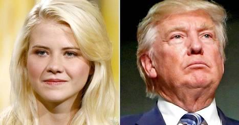 Elizabeth Smart Slams Trump's 'Locker-Room Talk' Excuse | Business Video Directory | Scoop.it