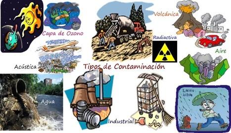 Tipos de contaminación de los ecosistemas | ecosistemas | Scoop.it
