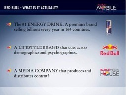 Red Bull, la marque devenue media   What's new about brands?   Scoop.it