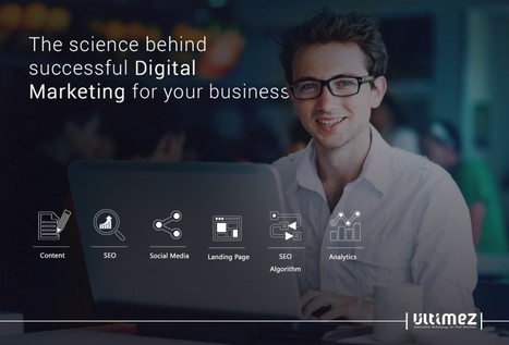 The Science Behind Successful Digital Marketing for Your Business | Technology in Business Today | Scoop.it