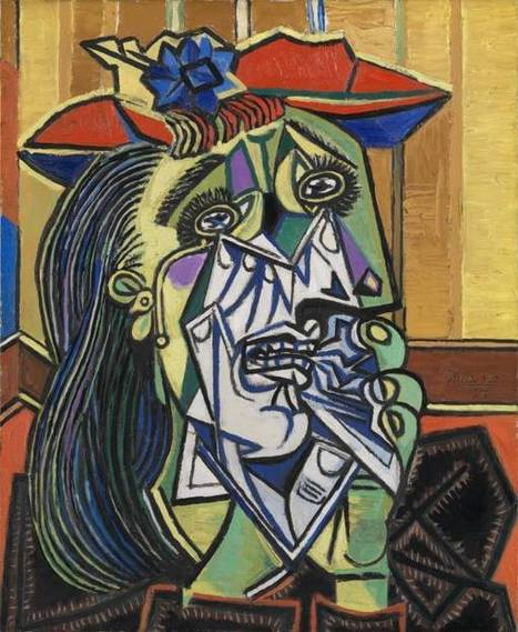 Pablo Picasso | Tate | Tribal Art | Scoop.it