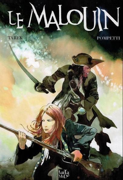 Le Malouin (bande dessinée) | Bande dessinée et illustrations | Scoop.it