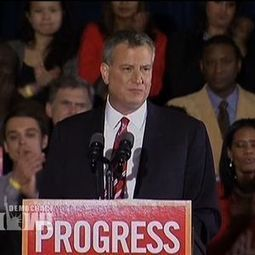 """""""We Are Living in the World Occupy Made"""": New York City Voters Elect Mayor Who Vows to Tax the Rich 