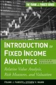 Introduction to Fixed Income Analytics, 2nd Edition - Free eBook Share   Analytics   Scoop.it