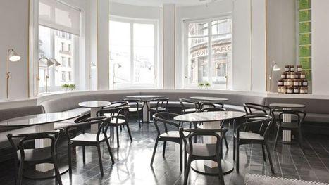 Les 5 adresses pour fêter le «royal baby» à Paris - Le Figaro | Restaurants, bars & salons de thé à Paris | Scoop.it