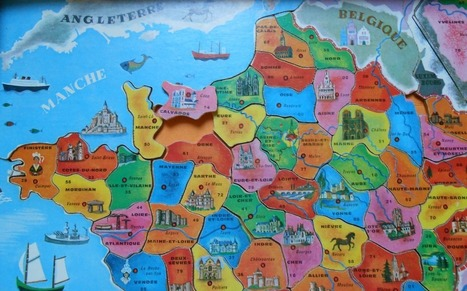Quelles seront les futures régions ? - Géo Ado | fleenligne | Scoop.it
