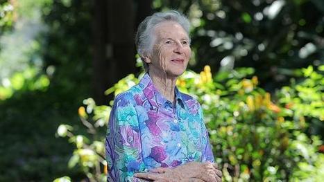 88-year-old university graduate Ena Middleton knows native plants | Australian Plants on the Web | Scoop.it