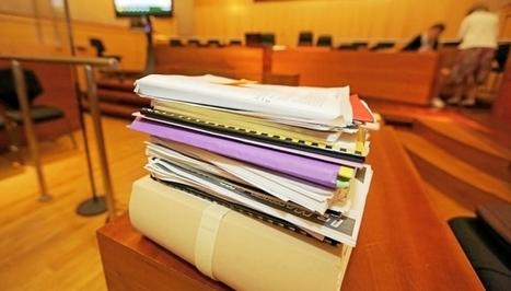 Justice.  Le tribunal à l'ère numérique | dématérialisation - sécutité informatique | Scoop.it