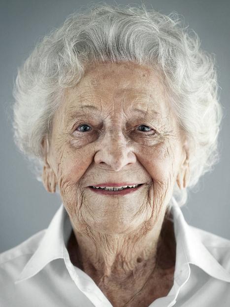 Si la felicidad también cumple años, este es su rostro cuando llega a los 100 (FOTOS) | Pasión, creatividad, innovación, ruptura | Scoop.it