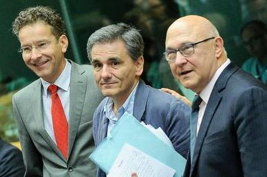 """Grecia, Tsipras: """"Ci servono 7 miliardi entro le prossime 48 ore"""". Parigi apre a ristrutturazione debito, no di Berlino - Economia   Social Media Consultant 2012   Scoop.it"""