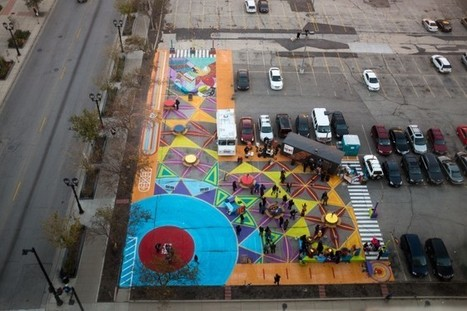 From Parking Lot to Hot Spot in Milwaukee - Project for Public Spaces | Suburban Land Trusts | Scoop.it