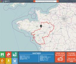 Open Data : le Laboratoire d'Informatique Nantes Atlantique (LINA) fait parler les données pour cartographier les territoires | Data et Politique | Scoop.it