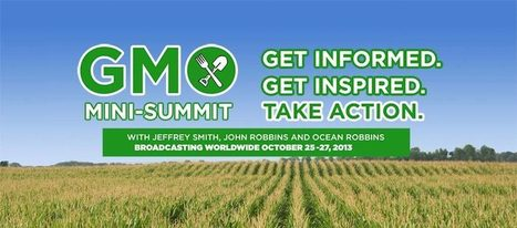 Join in the First-Ever GMO Mini Summit | Searching for Safe Foods | Scoop.it