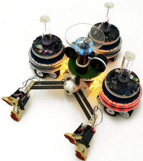 When creative machines overtake man | KurzweilAI | The Robot Times | Scoop.it