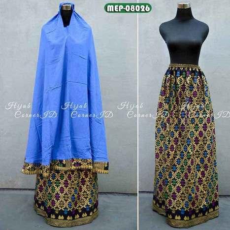 Mukena-Etnik-Prada-08026 | Atisomya Hijab | Scoop.it