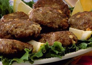 Lamb Patties - delicious food from Morocco   Recipes and Foods   Scoop.it