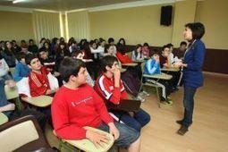 111 alumnos de la ESO conocen la Escuela Oficial de Idiomas | Aprendiendo Idiomas | Scoop.it