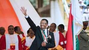 Madagascar : le nouveau président tend la main au camp Ravalomanana | Akory! | Scoop.it