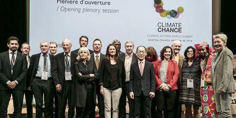 Climat: «Les Etats ne peuvent pas agir sans la société civile» - le Monde | Actualités écologie | Scoop.it