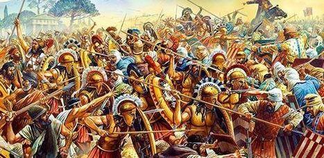 Platea, la gran victoria griega contra el imperio persa | LVDVS CHIRONIS 3.0 | Scoop.it