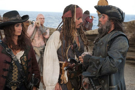 I Rate Films » Pirates of the Caribbean On Stranger Tides | Film reviews | Scoop.it
