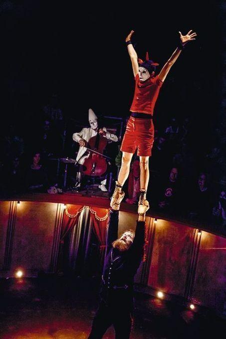 Le sacre du cirque (M LE MAGAZINE DU MONDE) | Les spectacles du CENTQUATRE dans la presse | Scoop.it
