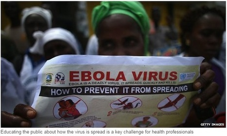 Ebola: Can big data analytics help contain its spread? | Big Data Projects | Scoop.it