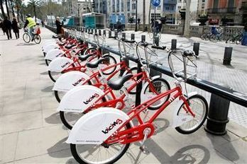 Lisbon riverfront bike-sharing scheme to be inaugurated by April - The Portugal News | Travel in Portugal | Scoop.it