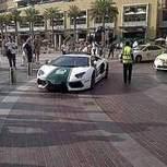 Dubai Police Unveil Lamborghini Patrol Car | Social News Blog | Scoop.it