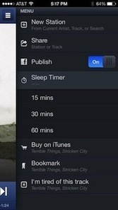 PANDORA ADDS SLEEP TIMER TO ITS MOBILE APPS   APPS KINGDOM eDIGEST   Scoop.it