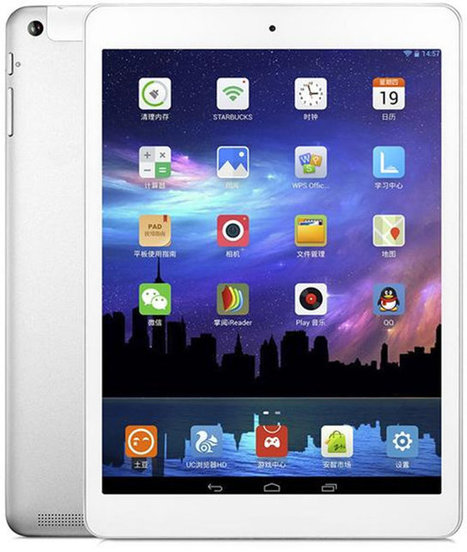 Onda V989 AllWinner A80 Android Tablet is Now Available for Pre-order | Embedded Systems News | Scoop.it