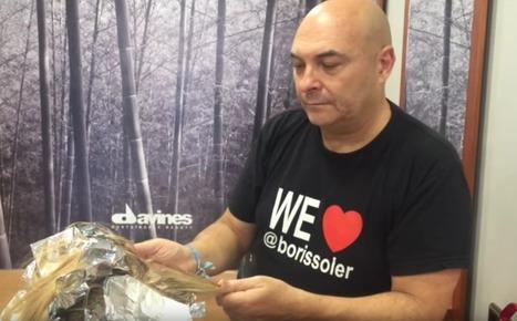 Oscurecer un cabello con Mechas papel de plata | Boris Soler | Boris Soler | Scoop.it