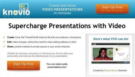 Plataforma para crear y compartir vídeo presentaciones en minutos | My post 1 | Scoop.it