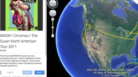 Google Earth Intros Tour Builder, A Cooler Way to Tell Stories   MarketingHits   Scoop.it