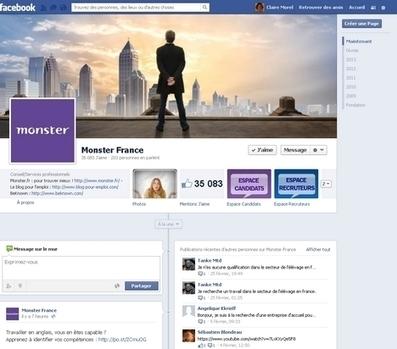 Chez Monster, les réseaux sociaux servent la relation client | Mastering Facebook, Google+, Twitter | relation client, CRM, fidélisation | Scoop.it