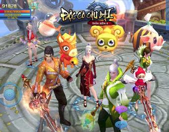 Tải game độc cô cầu bại, Thần kiếm2 3D cho android apk ios | Tải Game gopet Online | Scoop.it