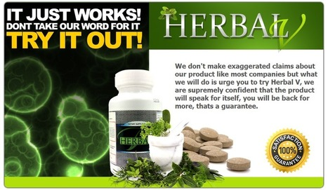 Herbal v male enhancemen | The herbal supplement  can help you enhance your penis size | Scoop.it