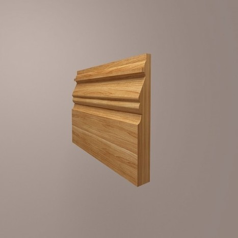 Oak Skirting Boards | Ricky C Edson | Scoop.it