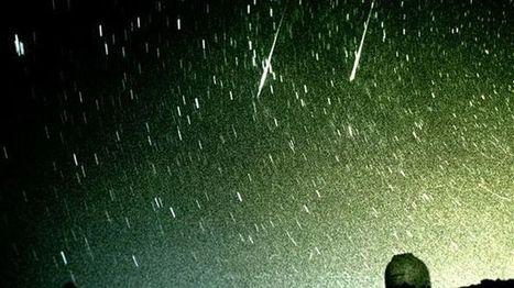 La lluvia de Gemínidas será visible a partir de hoy y espera su apogeo el jueves | One more thing | Scoop.it