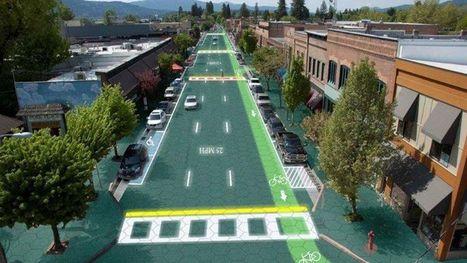 Les Pays-Bas inaugurent la première piste cyclable solaire du monde - Le Figaro | Karl Pedraza et l'énergie solaire | Scoop.it