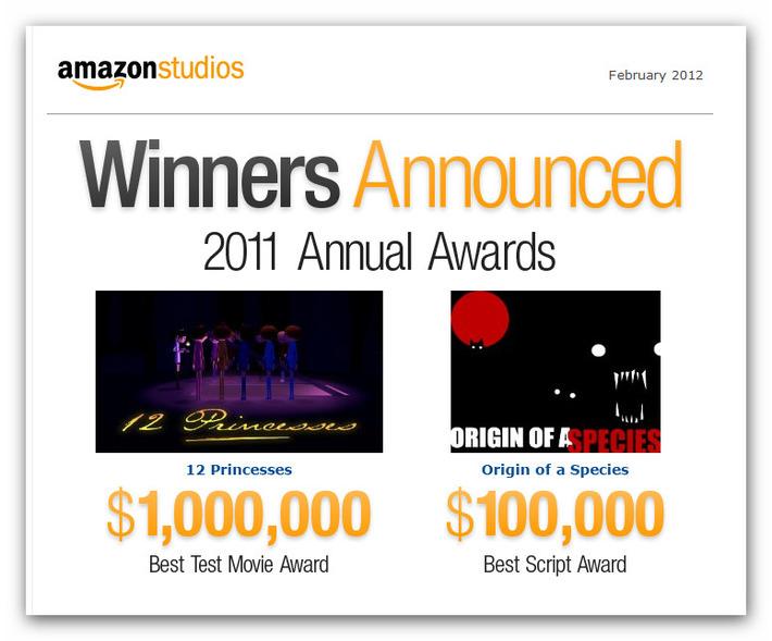 2011 Annual Awards Contest | Machinimania | Scoop.it