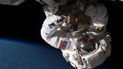 20-year virtual reality experiment to train astronauts | Augmented learning | Scoop.it