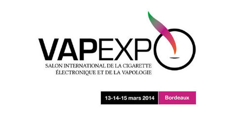 VAPEXPO : premier salon international sur la cigarette électronique ... | cigarette virtuelle | Scoop.it