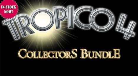 buy Tropico 4 Collector's Bundle Cd Key online steam - €10.38 | Exciting Offers of Games, Weekly Giveaway at CD Key House | Scoop.it