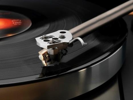 Top 5 des solutions pour numériser sa collection de disques vinyles | ON-TopAudio | Scoop.it