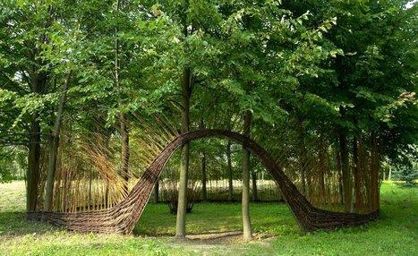 "Stanisław Dziubak: ""Lime-tree's & wicker's circle"" | Art Installations, Sculpture, Contemporary Art | Scoop.it"