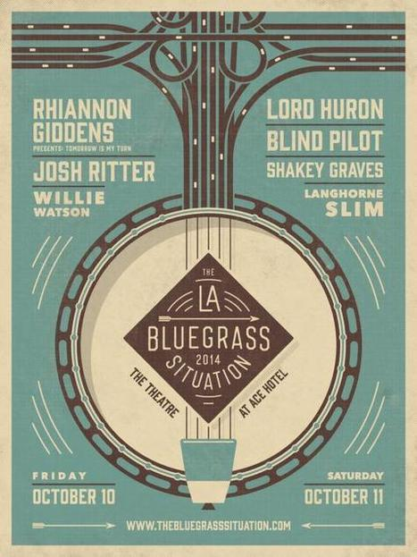 Six Degrees of Roots Music at the 2014 LA Bluegrass Situation   The Basics to Bluegrass   Scoop.it