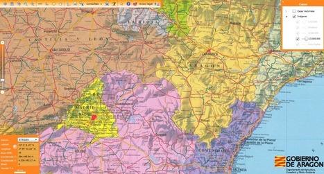 SIGPAC, visor 3D de la geografía española | Enseñar Geografía e Historia en Secundaria | Scoop.it